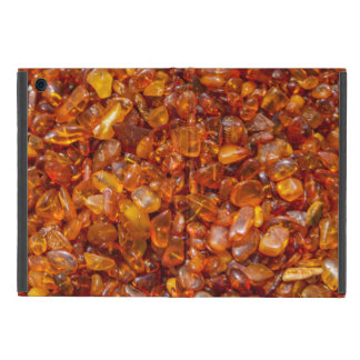 Amber stones cover for iPad mini