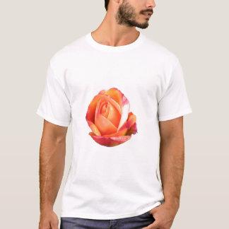 Amber Sunblaze Miniature Rose T-Shirt