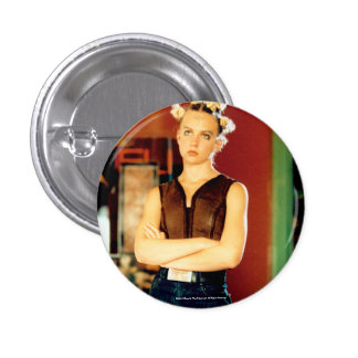 Amber The Tribe Pinback Button