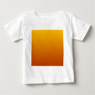 Amber to Mahogany Horizontal Gradient T Shirts