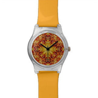 Amber  Watch