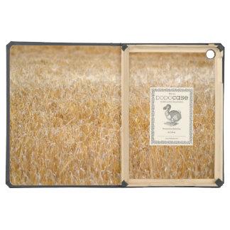Amber Waves of Grain iPad Air Covers
