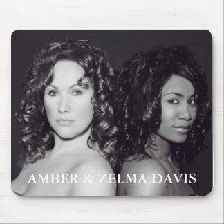 AMBER & ZELMA DAVIS Mousepad