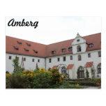 "Amberg ""Landratsamt"" Postcard"