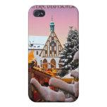 Amberg - Weihnachten Baviera iPhone 4 Fundas