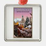 Amberg - Weihnachten Bayern Christmas Ornaments