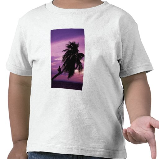Ambergris Caye, Belice, America Central. Camisetas