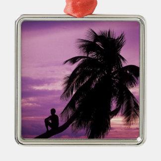Ambergris Caye Belize Central America Ornament