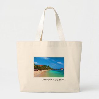 Ambergris Caye San Pedro Belice Bolsa Tela Grande