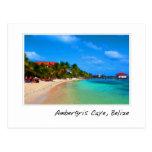 Ambergris Caye San Pedro Belize Postcard
