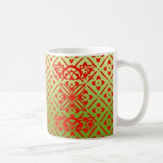 Ambers 2012 Pattern Mug!