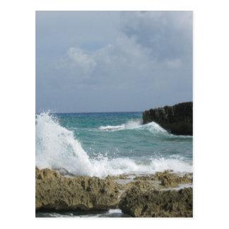 Ambers Sea Breeze Postcard