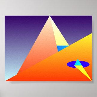 Ambi-contrastive Pyramides Poster