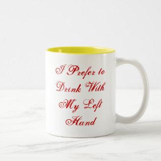 Ambi-Mugs-Trous Two-Tone Coffee Mug