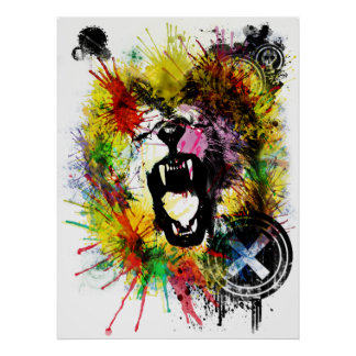 ambición de los leones póster