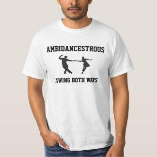 Ambidancestrous T Shirt