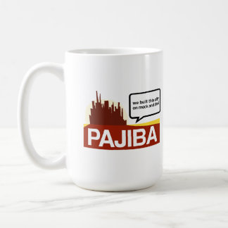 Ambidexterous Pajimug Coffee Mug