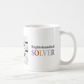 Ambidextrous Crossword Mug