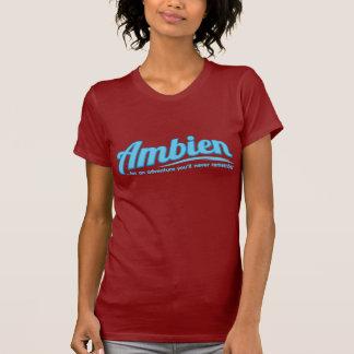 Ambien: Para una aventura usted nunca recordará Tee Shirt