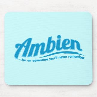 Ambien: Para una aventura usted nunca recordará Alfombrilla De Ratones