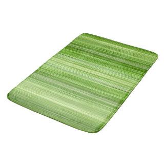 "Ambient 3 Green, Original modern design ""Key Lime"" Bathroom Mat"