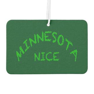 Ambientador de aire de Minnesota Niza, nuevo coche