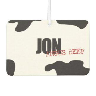 Ambientador de aire de moda de la carne de vaca de