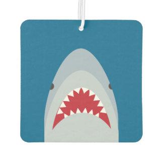 Ambientador de aire del coche del tiburón