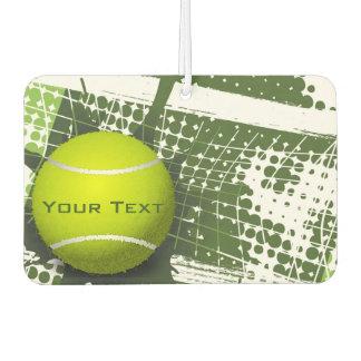 Ambientador de aire del diseño del tenis