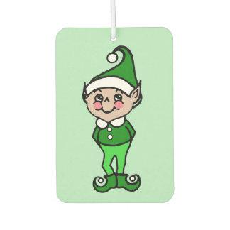 Ambientador de aire del duende del navidad