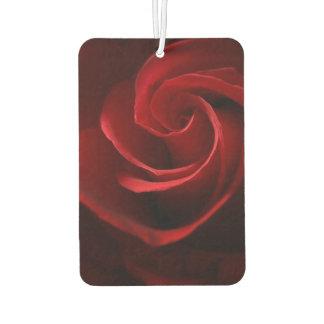 Ambientador de aire del rosa rojo, nuevo coche