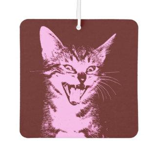 Ambientador de aire psico del gato