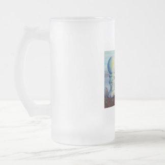 AMBIENTE del arte Taza Cristal Mate