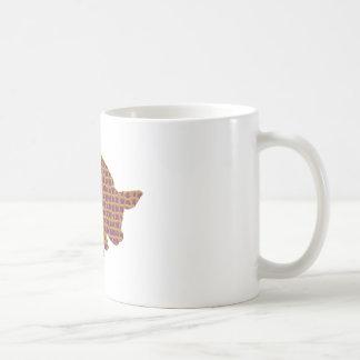 Ambiente del cerdo taza