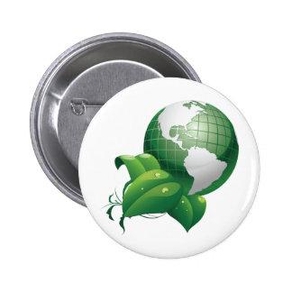 Ambiente sostenible de la naturaleza del ~ de la t pins