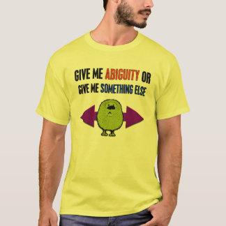 AMBIGUITY T-Shirt