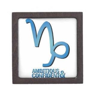Ambitioius & Confident Premium Jewelry Boxes