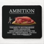 Ambition Fantasy (de)Motivator Mouse Pads