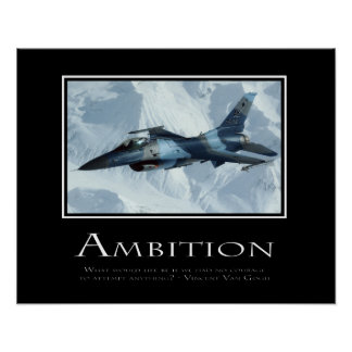 Ambition Posters