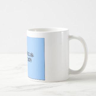 Ambitious Slacker Coffee Mug