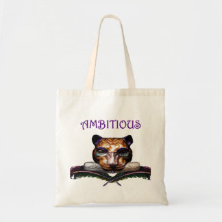 Ambitious- The Feline Tote Bag