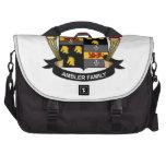 Ambler Family Crest Bags For Laptop