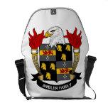 Ambler Family Crest Courier Bag