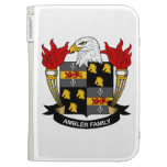 Ambler Family Crest Kindle Case