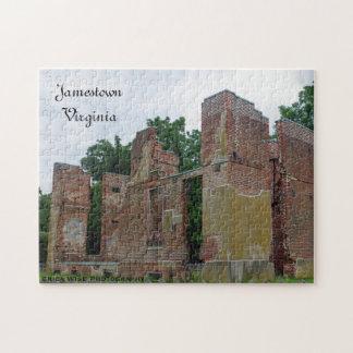 Ambler Mansion Jigsaw Puzzle