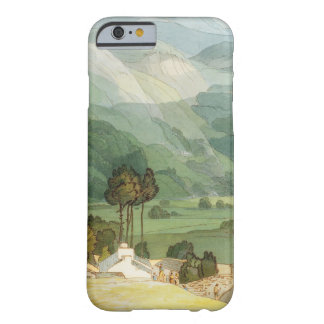 Ambleside, 1786 (w/c with pen and ink over graphit barely there iPhone 6 case