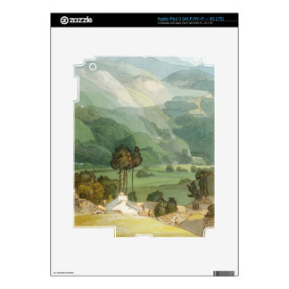 Ambleside, 1786 (w/c with pen and ink over graphit iPad 3 skins