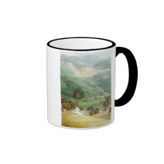 Ambleside, 1786 (w/c with pen and ink over graphit ringer mug