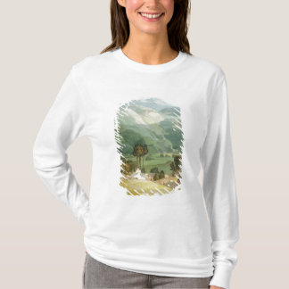 Ambleside, 1786 (w/c with pen and ink over graphit T-Shirt