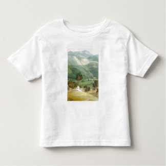 Ambleside, 1786 (w/c with pen and ink over graphit toddler t-shirt